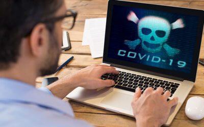 Hjemmearbejdspladser øger cybertruslen