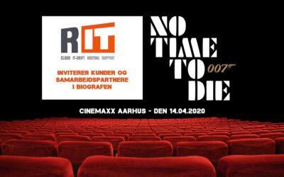 Hyggelig samvær og bio med RIT