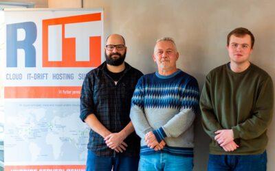 3 nye ansigter hos RIT